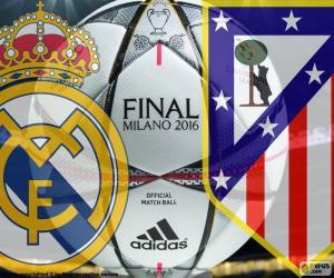Rompicapo di Finale di Champions League 2016