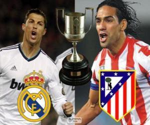 Rompicapo di Finale di Coppa del re 2012-13, Real Madrid - Atlético de Madrid