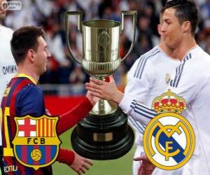 Rompicapo di Finale di Coppa del re 2013-14, FC Barcellona - Real Madrid