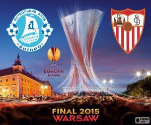 Rompicapo di Finale Europa League 2014-2015