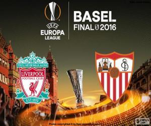 Rompicapo di Finale Europa League 2015-2016