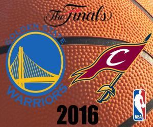 Rompicapo di Finale NBA 2016