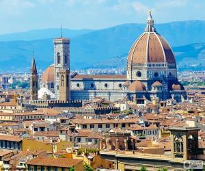 Rompicapo di Firenze, Italia