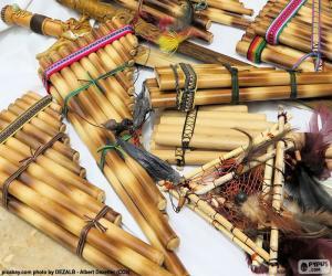 Rompicapo di Flauti di Pan