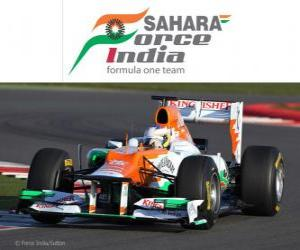 Rompicapo di Force India VJM05 - 2012 -