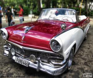 Rompicapo di Ford Fairlane (1956)