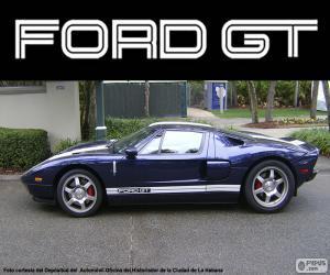 Rompicapo di Ford GT (2005)
