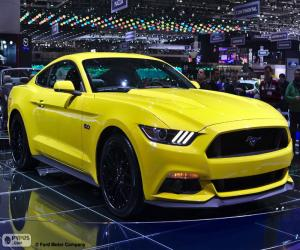Rompicapo di Ford Mustang 2015
