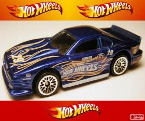 Rompicapo di Ford Mustang Cobra di Hot Wheels