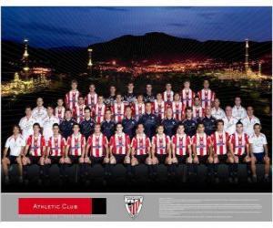 Rompicapo di Formazioni di Athletic Club - Bilbao - 2008-09
