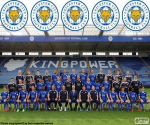 Rompicapo di Formazioni di Leicester City 2015-16