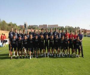 Rompicapo di Formazioni di Real Valladolid C. F. 2009-10