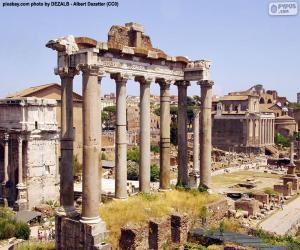 Rompicapo di Foro Romano, Roma