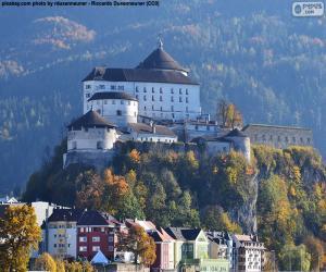 Rompicapo di Fortezza di Kufstein, Austria