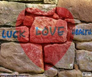 Rompicapo di Fortuna amore salute