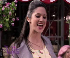 Rompicapo di Francesca cantare Violetta 2