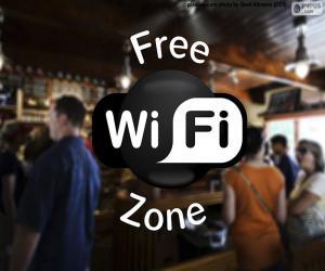 Rompicapo di Free wifi zone