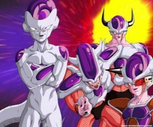 Rompicapo di Freezer, un supercattivo e un grande nemico di Goku può vivere fluttuante nello spazio