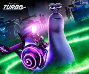 Rompicapo di Frusta del film Turbo