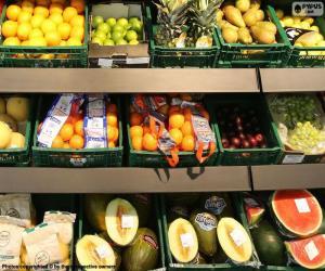Rompicapo di Frutta
