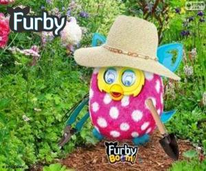 Rompicapo di Furby giardiniere