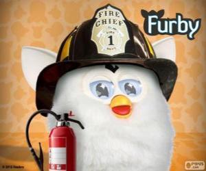 Rompicapo di Furby pompiere
