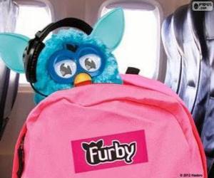 Rompicapo di Furby va in vacanza