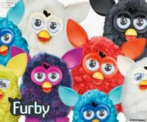 Rompicapo di Furbys diverse