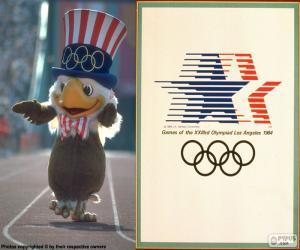 Rompicapo di G. Olimpici Los Angeles 1984