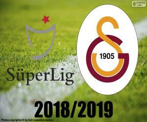 Rompicapo di Galatasaray, campione 2018-2019