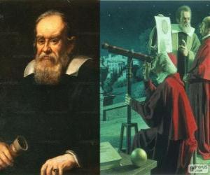 Rompicapo di Galileo Galilei (1564-1642) è stato un fisico, filosofo, astronomo e matematico italiano