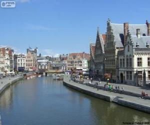 Rompicapo di Gand, Belgio
