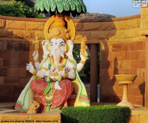Rompicapo di Ganesha o Ganesh