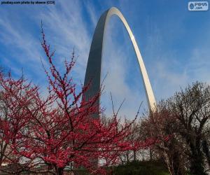 Rompicapo di Gateway Arch, Stati Uniti d'America