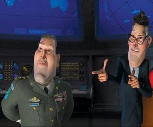 Rompicapo di Generale Monger con il Presidente Hathaway