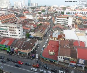 Rompicapo di George Town, Malesia