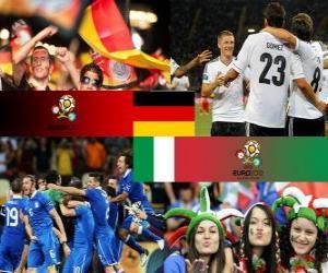 Rompicapo di Germania - Italia, semifinali Euro 2012