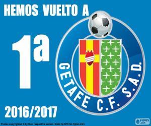 Rompicapo di Getafe CF 2016-2017
