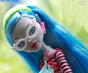 Rompicapo di Ghoulia Yelps da Monster High