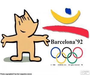 Rompicapo di Giochi olimpici Barcellona 1992