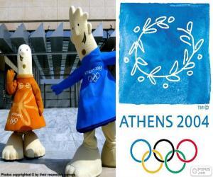 Rompicapo di Giochi olimpici di Atene 2004