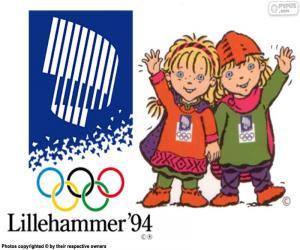 Rompicapo di Giochi olimpici di Lillehammer 1994