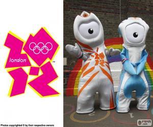 Rompicapo di Giochi olimpici di Londra 2012
