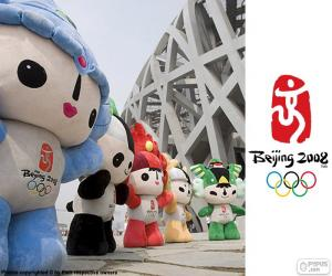 Rompicapo di Giochi olimpici di Pechino 2008