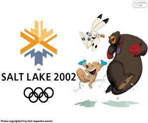 Rompicapo di Giochi olimpici di Salt Lake City 2002