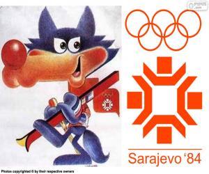 Rompicapo di Giochi olimpici di Sarajevo 1984