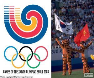 Rompicapo di Giochi olimpici di Seoul 1988