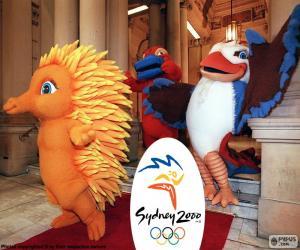 Rompicapo di Giochi olimpici di Sydney 2000