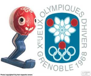 Rompicapo di Giochi olimpici invernali 1968