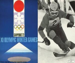 Rompicapo di Giochi olimpici invernali 1972